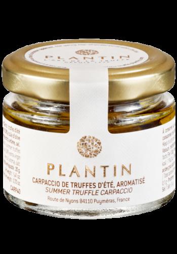 Carpaccio de truffe d'été aromatisé | Plantin | 40g
