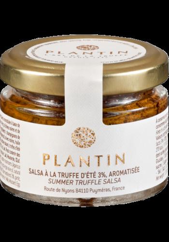 Salsa de truffe d'été 3% aromatisée | Plantin | 120g