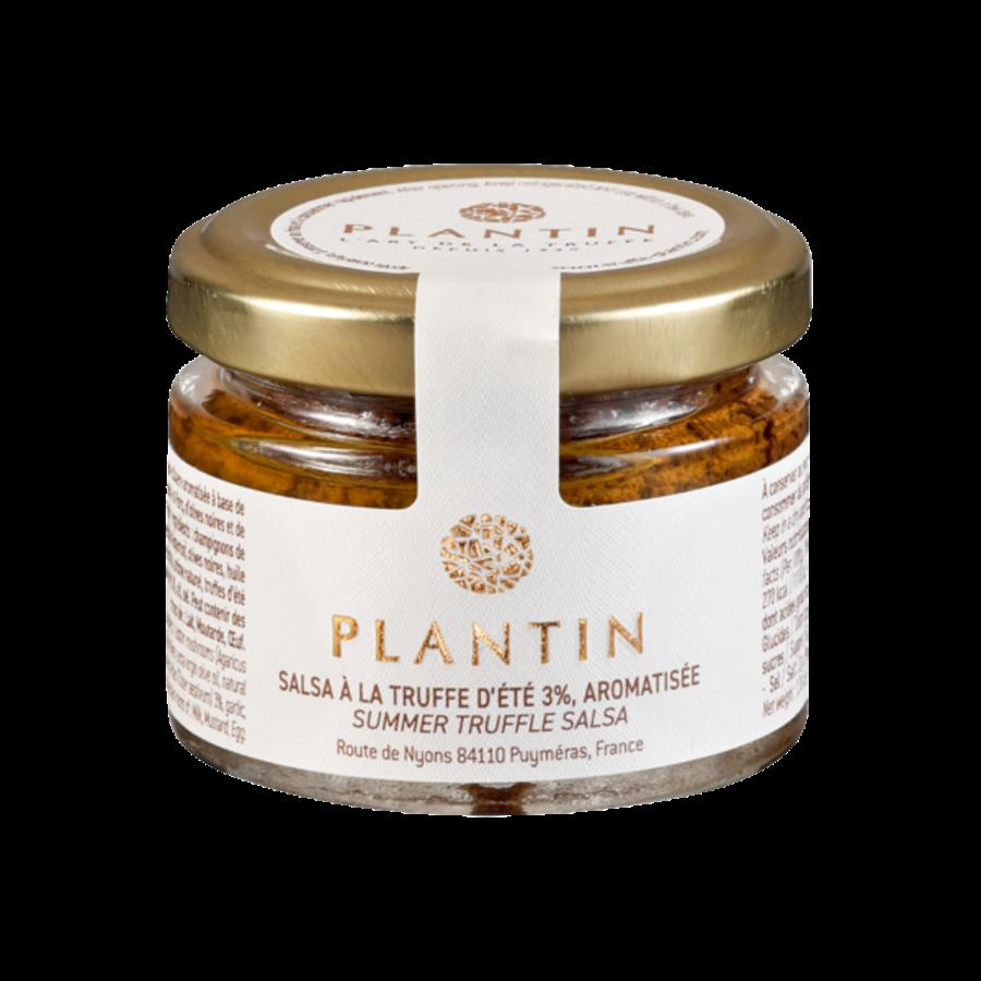 Salsa de truffe d'été | Plantin | 120g