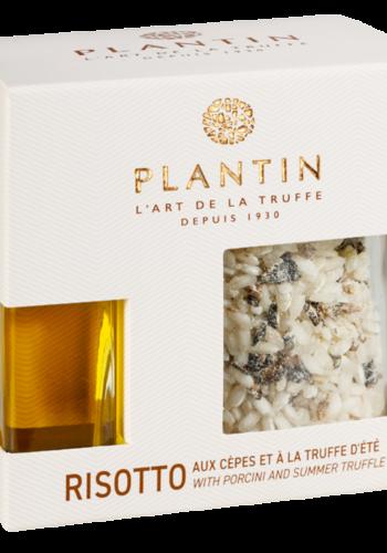 Risotto cèpes et truffe d'été  | Plantin | 200 g