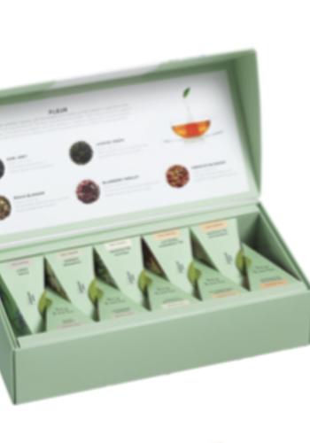 Coffret de thé | Fleur | Tea Forte