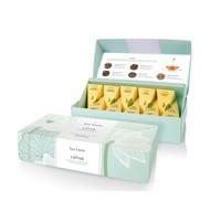 Coffret de thé  bio Lotus | Tea Forte 10 sachets