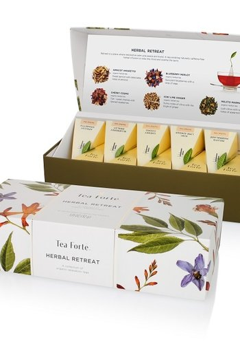 Coffret de thé | Herbal  Retreat | Tea Forte