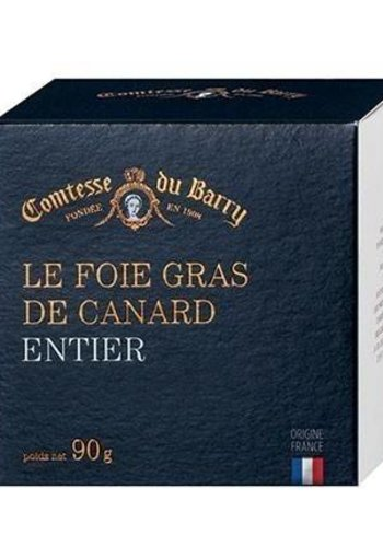 Foie gras de canard entier  | Comtesse du Barry  | 90g