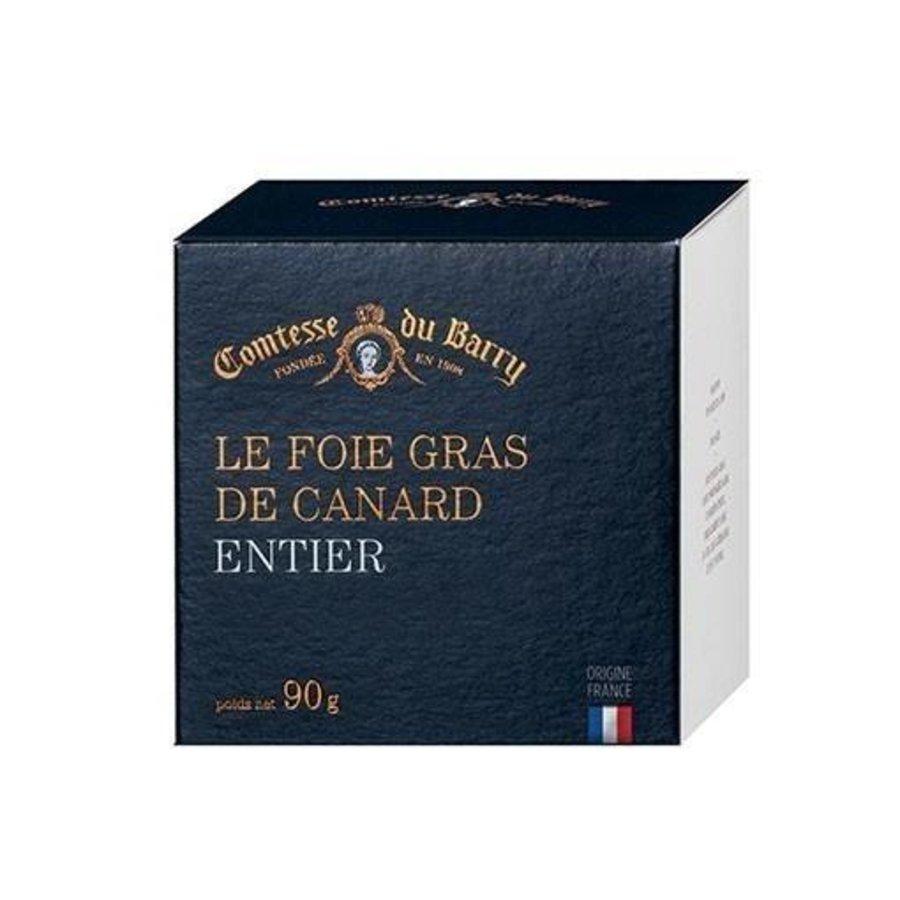 Foie gras entier de canard   | Comtesse du Barry 90g