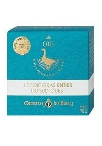 Foie gras entier d'oie  | Comtesse du Barry 90g