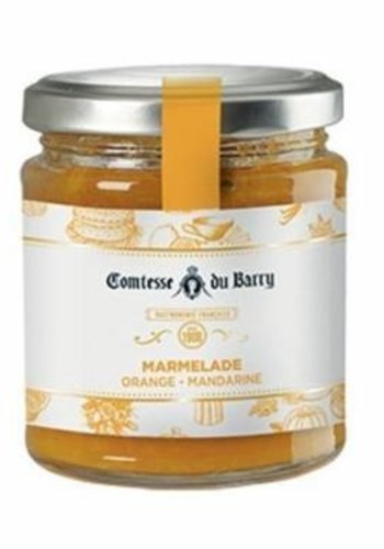 Maramelade Orange-Mandarine des Pyrénées | Comtesse du Barry 220g
