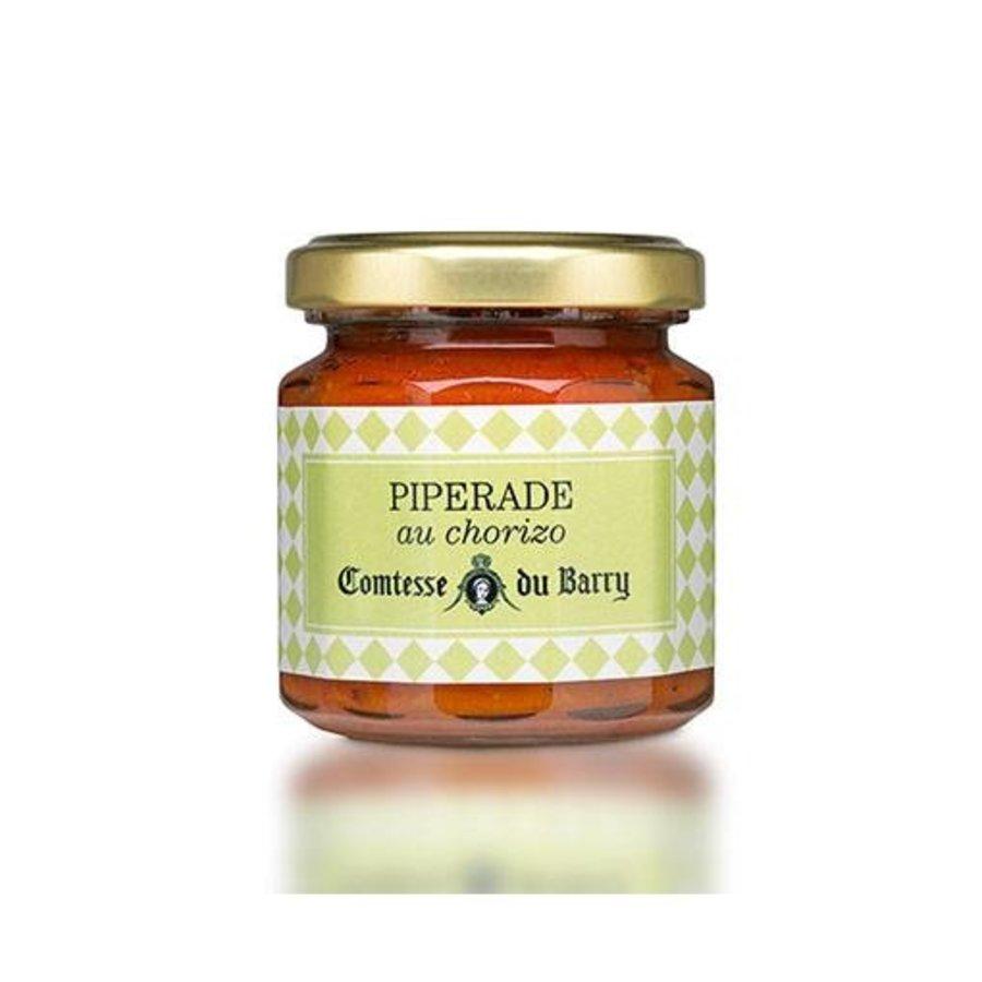 Piperade au chorizo| Comtesse du Barry 100g