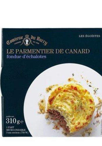 Le Parmentier de Canard fondue d'échalotes | Comtesse du Barry 310g
