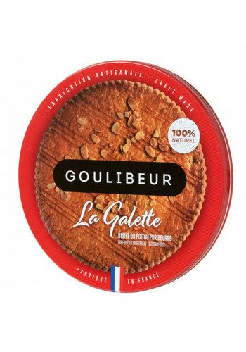 Galette broyé du Poitou pur beurre | Goulibeur | 380g