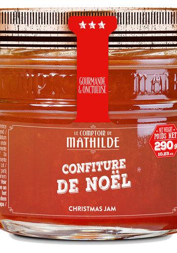 Confiture de Noël | Le Comptoir de Mathilde | 290 g