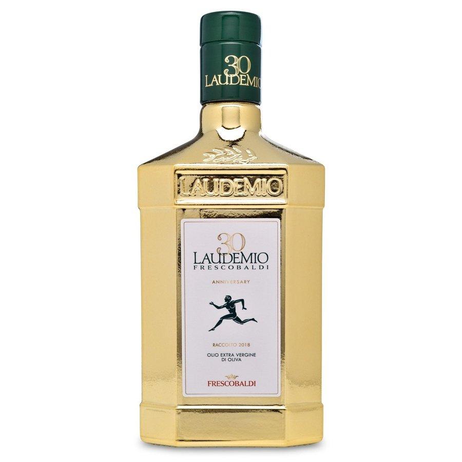 Huile d'olive Bouteille Dorée | Laudemio | 500 ml