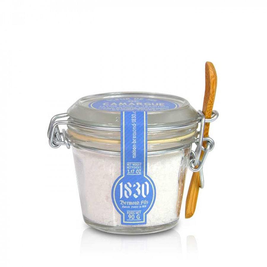 Fleur de sel de Camargue    Bremond Fils   90g