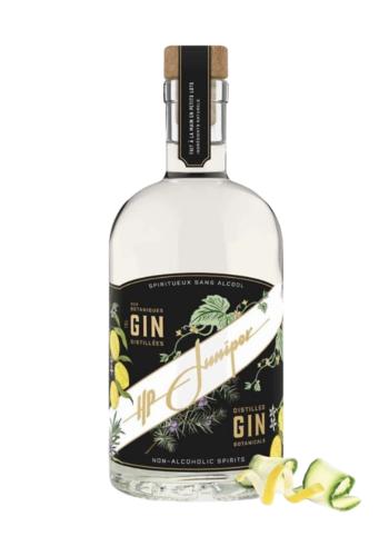 Gin sans alcool aux Botaniques | Hp Juniper | 750ml