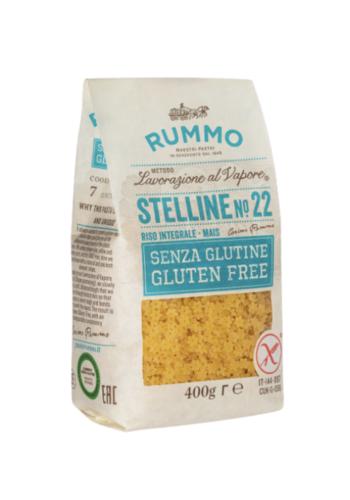Stelline Sans Gluten | Rummo | 500g