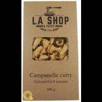 Campanelle Curry | La Shop à Pâtes | 500g