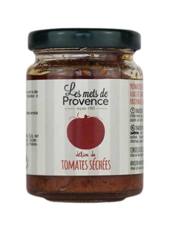 Délice de tomates séchées  | Les Mets de Provence | 90g