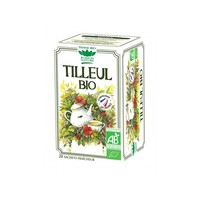 Tisane Bio Tilleul   Romon Nature   20 sachets
