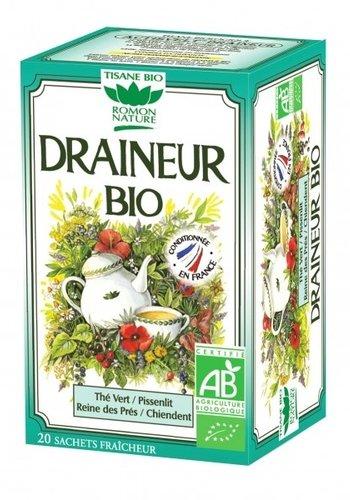 Tisane bio Antioxydants | Romon Nature| 20 sachets
