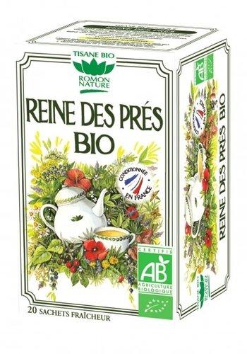 Tisane Bio Reine des Prés | Romon Nature | 20 sachets