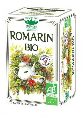 Tisane Bio Romarin | Romon Nature | 20 sachets
