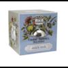 Araquelle Tisane bio sommeil cube métal  | Provence  d'Antan | 24 sachets