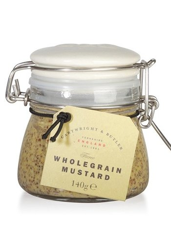 Moutarde en grains entiers | Cartwright & Butler | 140g