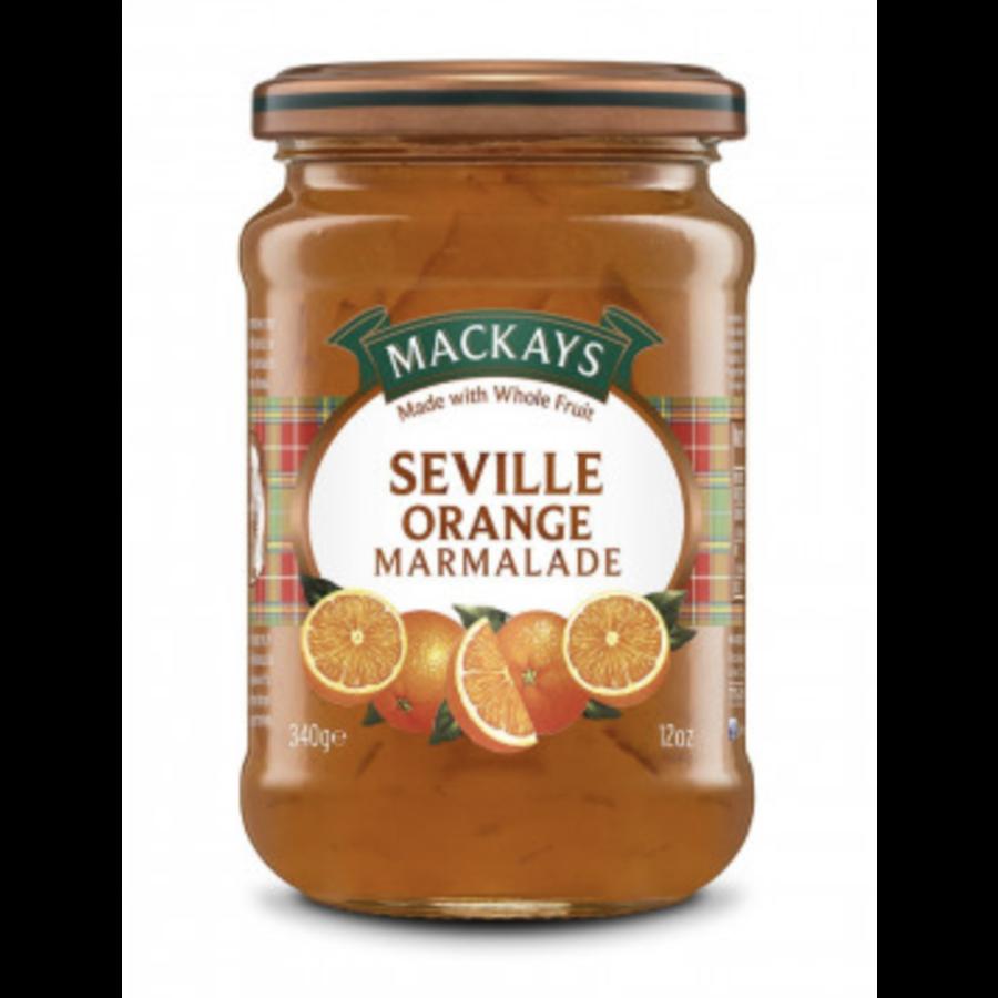 Marmelade d'oranges de Séville | Mackays | 340g