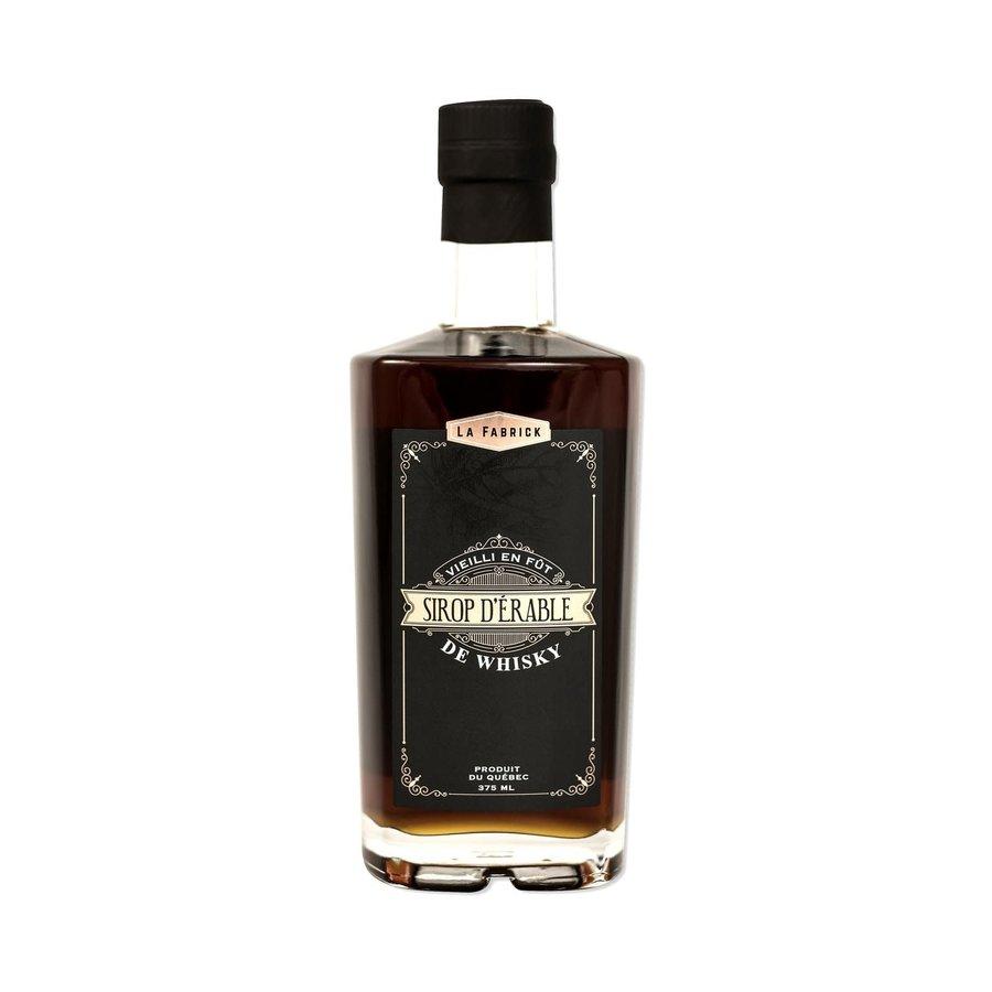 Sirop d'érable au whisky - La fabrick - 375ml