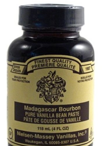 Madagascar Vanilla Paste | Nielsen-Massey| 118ml (4oz)