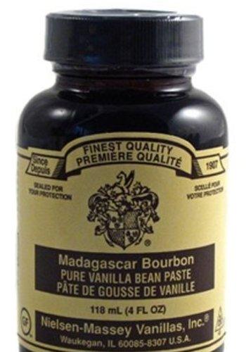 Pâte de gousse de vanille Bourbon | Nielsen-Massey | 118ml (4oz)