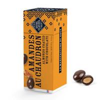 Dragées amandes au chaudron | Chocolat Cluizel | 120gr