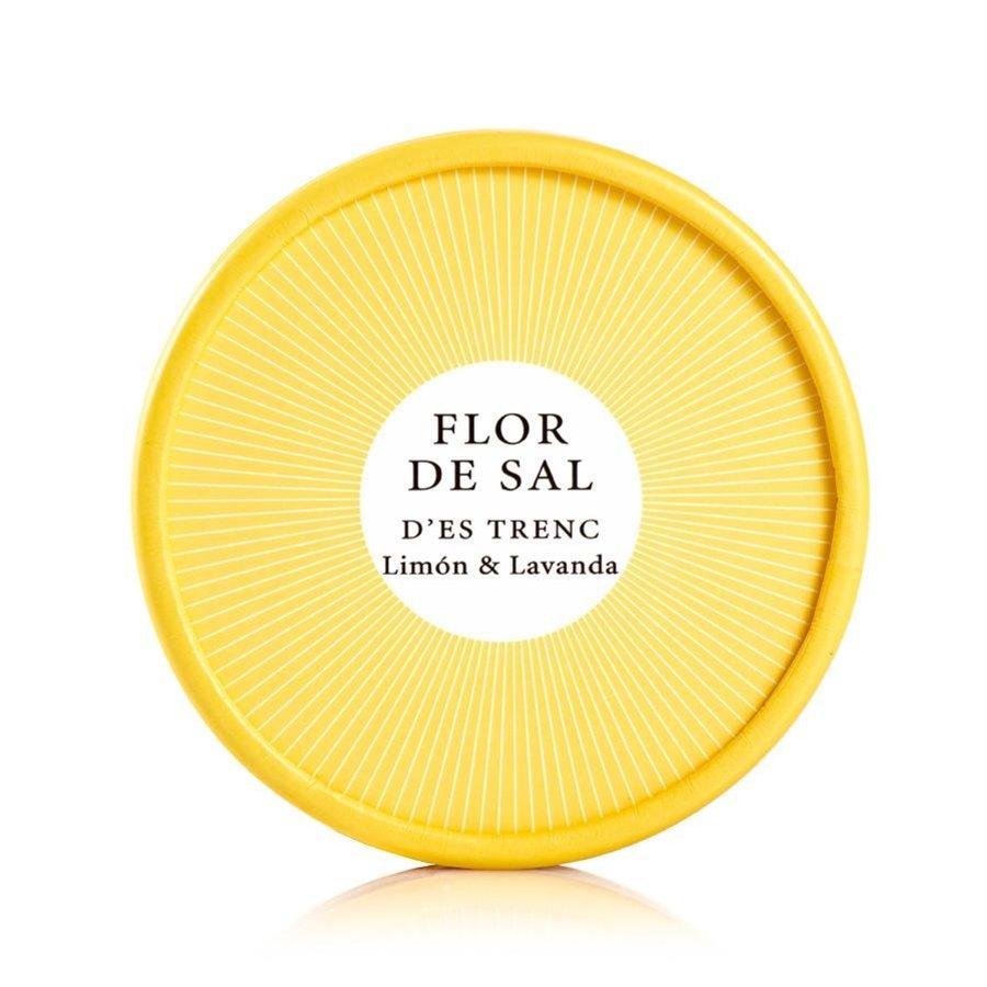 Flor de Sal  Lemon & Lavender | Salinas d'Es Trenc | 60 g