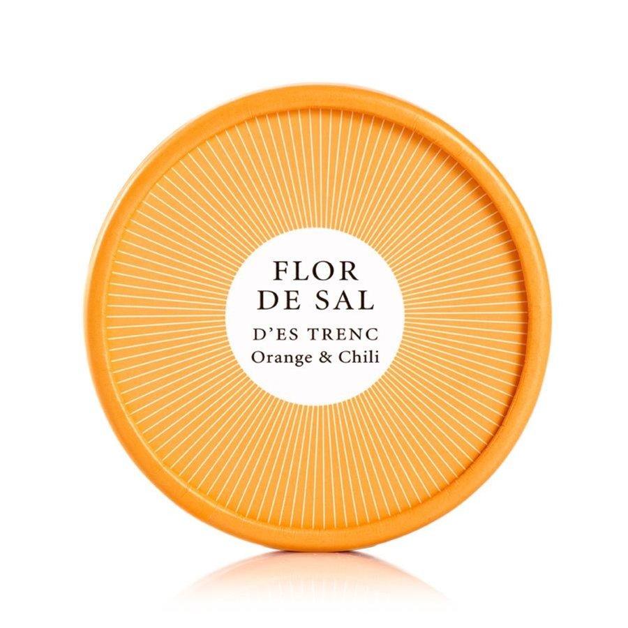 Flor de Sal d'Es Trenc Orange & Chili | Balearides | 60g