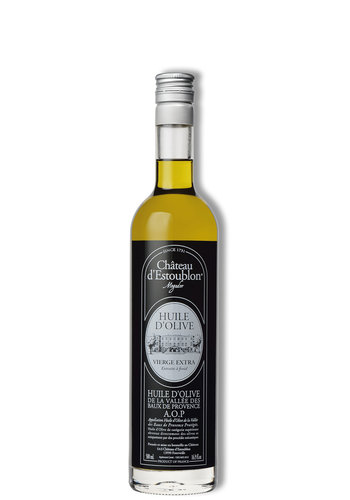 PDO olive oil Baux-de-Provence Valley | Castle of Estoublon | 500ml