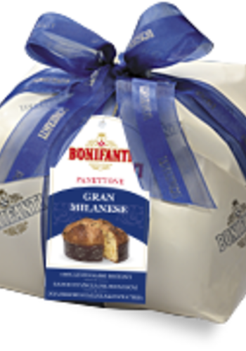 Panettone Gran Milanese  | Bonifanti| 1kg