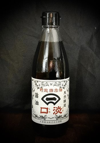 Suehiro Usukuchi | Clear Soy Sauce 8 months | 360ml