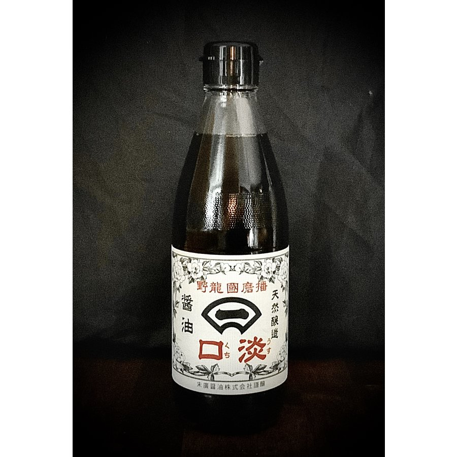 Suehiro Usukuchi | Clear Soy Sauce 8 months | 360ml