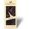 Barre gourmande noir tour Eiffel| Comptoir du Cacao | 90g