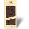 Barre gourmande noir café | Comptoir du Cacao | 90g
