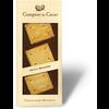 Barre gourmande Chocolat noir & Petit beurre   Comptoir du Cacao   90g