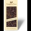 Barre gourmande  noir fève de cacao | Comptoir du Cacao | 90g