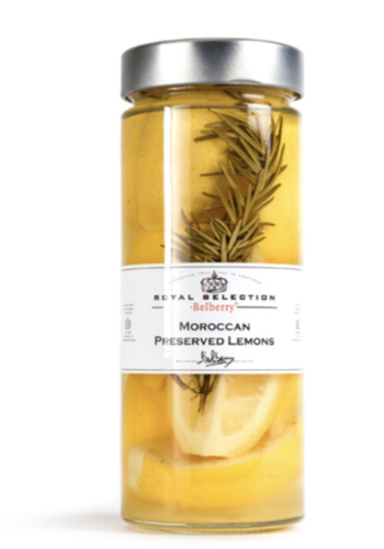 Citrons confits à la Marocaine -Royal Selection Belberry 325g