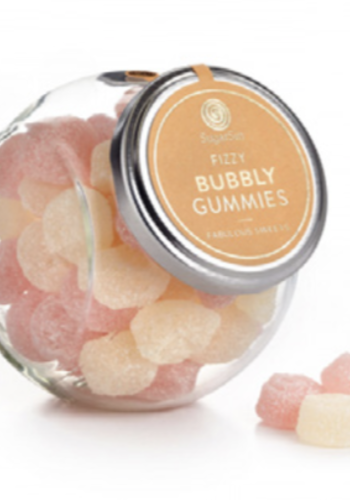 Gommeux pétillants Fizzy Bubbly 280g   Sugar Sin