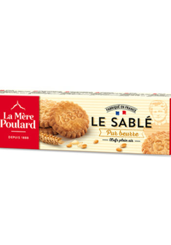 Sablé au beurre | La Mère Poulard | 125g