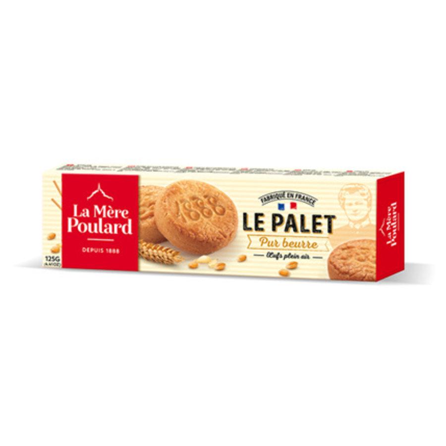 Palet au beurre | La Mère Poulard | 125g