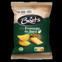 Brets ondulé fromage du Jura | 125g