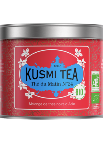 Thé du matin #24 Bio   Kusmi Tea   100g
