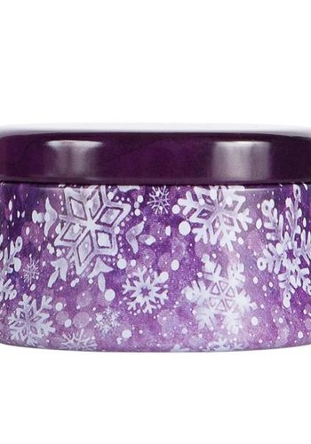 Natale Falling Snow  Candle | Via Mercato | 100g
