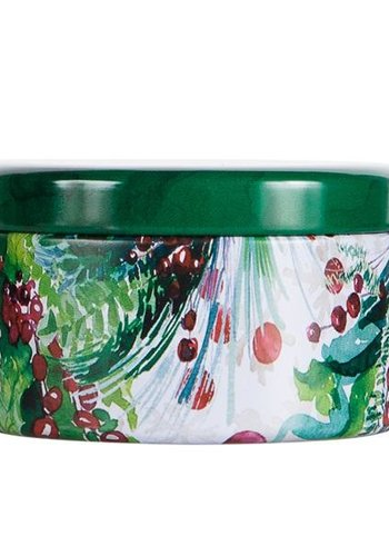 Chandelle Natale Frosted Forest   Via Mercato   100g
